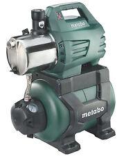 Metabo Hauswasserwerk HWW 6000/25 Inox Wasserwerk Pumpe Entwässern NEU