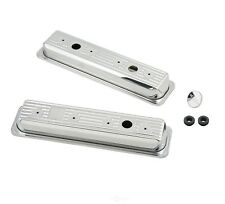 Mr. Gasket 9415 Steel Valve Cover for Chevy Small Block 305-350