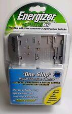 ENERGIZER DIGI TRAVEL KIT BATTERY CHARGER FOR LI-ON CAMCORDER & DIGITAL CAMERA