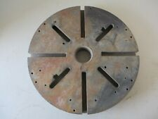 17 Face Plate Faceplate For Lathe