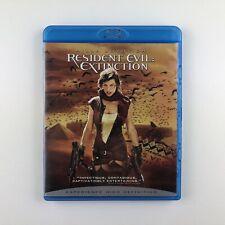 Resident Evil: Extinction (Blu-ray, 2008) *US Import Region Free*