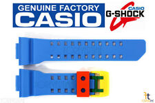CASIO G-SHOCK GA-400-4A Original Blue Rubber Watch BAND Strap