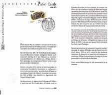 2006-PABLO  CASALS N° 3941- OBLITÉRÉ  PREMIER JOUR - COLLECTION HISTORIQUE
