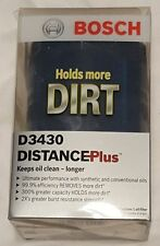 Bosch D3430 Distance Plus High Performance Oil Filter, Pack of 1 Free Shipping