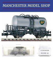Fleischmann 841008 N 1:160 Tank Wagon Kesselwagen BP DB Era IV NEW BOXED