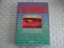 ENCYCLOPEDIE DE L'AUTOMOBILE EDITIONS GRUND