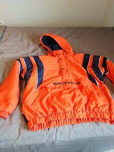 Denver Bronce Pullover Jacket