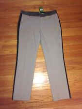 KATE SPADE LADIES GRAY PANTS SIZE 6 NEW $258