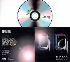 THE EGG Something To Do 2012 UK 10-track promo test CD
