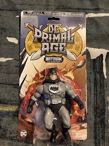 DC Primal Age Batman Action Figure (TARGET Exclusive Black & Grey)