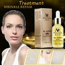 Lady Against Aging Wrinkle GOLD Collagen Skin Care Remove Liquid Face Cream New