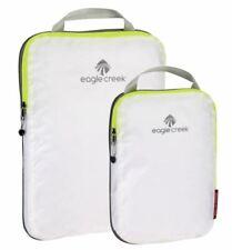 Eagle Creek Pack-It® Specter Compression Set Translucent White/Strobe GreenNWT