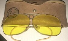 Ray Band  Vintage yellow lennse sunglass