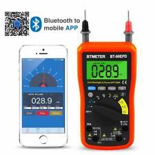 Digital Multimeter AC/DC Volt Ohm Capacitor Tester 4000Counts Mobile Phone 90EPD