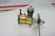 NICE -NEW- -COX-049  GOLDEN BEE STUNT  MODEL AIRPLANE ENGINE WITH PROP .SEE PICS