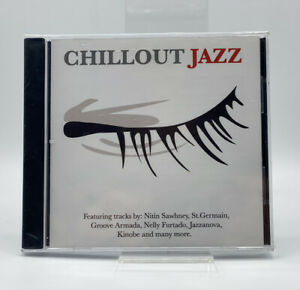 Chillout Jazz Cd-New And Sealed