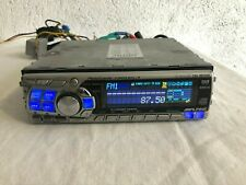 Alpine CDA-9815RB CD player  MP3 WMA AUX 4x60watts MOSFET 60
