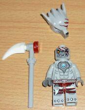 Lego Chima figura winzar con arma