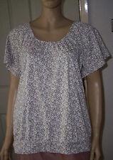 New Look Women's Classic Short Sleeve Sleeve Waist Length Tops & Shirts