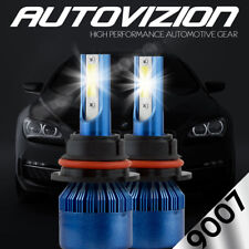 AUTOVIZION LED HID Headlight kit 9007 HB5 White for 1998-2002 Lincoln Navigator