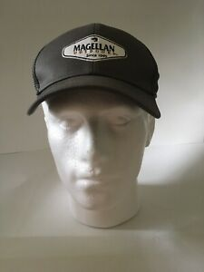 Magellan Hat Gray Outdoors SnapBack New With Tags