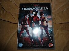 RoboGeisha (2009) [1 Disc Region 2 PAL DVD] Special Collector's Edition