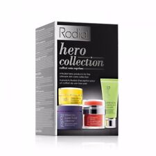 Rodial Heroes Collection Kit, Peel, Cleanser, Gel, Moisturise,worth £106.80