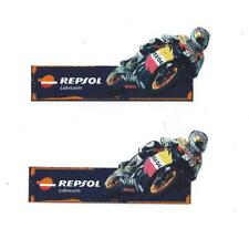 Sticker Pair Nicky Hayden Repsol Honda MotoGP