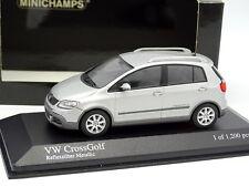 Minichamps 1/43 - VW Cross Golf Silver