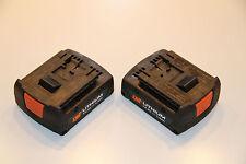2 St. remplacement batterie SPIT/identique BOSCH 14,4 V/1,3 Ah neuf!!!
