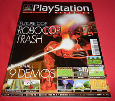 Playstation Magazine [n°24 Oct 1998] PS1 One Future Cop Medievil *JRF