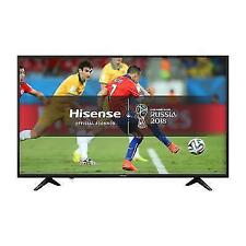 Hisense H50A6200UK 50-Inch 4K Ultra HD Smart TV with Freeview Play-Black
