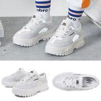 UMBRO Bucky Athletic Sneaker Shoes White U9123CCR12 Sz 4-12 PRE ORDER