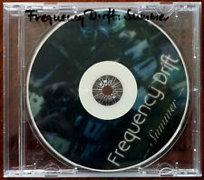 More details for frequency drift summer limited edition cdr with hand written titles by band mint