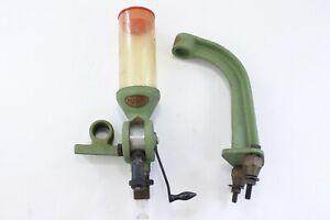 Vintage Redding Cast Iron Powder Measure - Lever Stuck