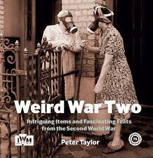 Weird War Two (Hardback or Cased Book)