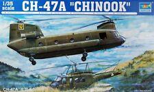 Trumpeter Ch-47a Chinook ref 05104 escala 1 35