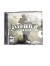 Call of Duty 4 Modern Warfare PC DVD-ROM Game! Great Shape, See Photos.
