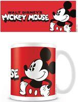 Mickey Mouse Disney Heritage Cerámica Taza de Café ( Py )