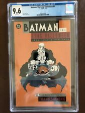 Batman: The Long Halloween #2, January 1997, DC Comics, CGC 9.6 NM+