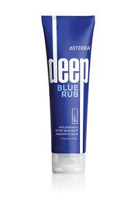 doTerra Deep Blue Rub 120ml DHL eCommerce