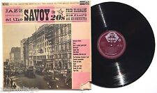 Fred Elizalde: JAZZ AT THE SAVOY  The 1920's LP DECCA RECORDS ACL1102 Uk 1962 NM