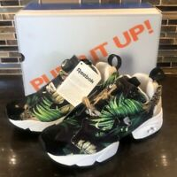 NEW Reebok Instapump Fury Jungle Gurl sneakers