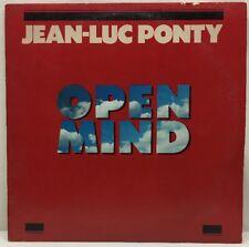 Jean-Luc Ponty Open Mind Lp Record 80185-1 Ex