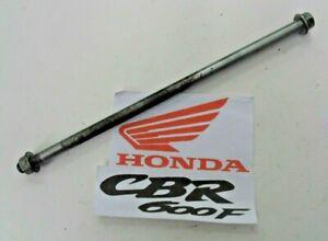 Honda CBR 600 CBR600 F Fixation Moteur Boulon Inférieur Arrière 1995 -1998