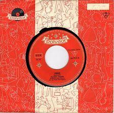 """7"""" Frankie Avalon – Venus / Polydor 66913 // Germany 1959"""