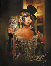 BEYONCE Mrs Carter Show Tour Signed Autographed Photo