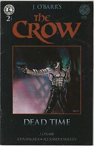 The Crow Dead Time 2 Kitchen Sink O'Barr Wagner & Maleev