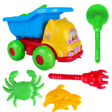 5pcs Sand Toy Funny Bathing Playing Sand Set for Children Toddler