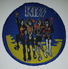 Kiss Patch Destroyer Vintage Def Leppard Poison Ratt Scorpions Aufnäher